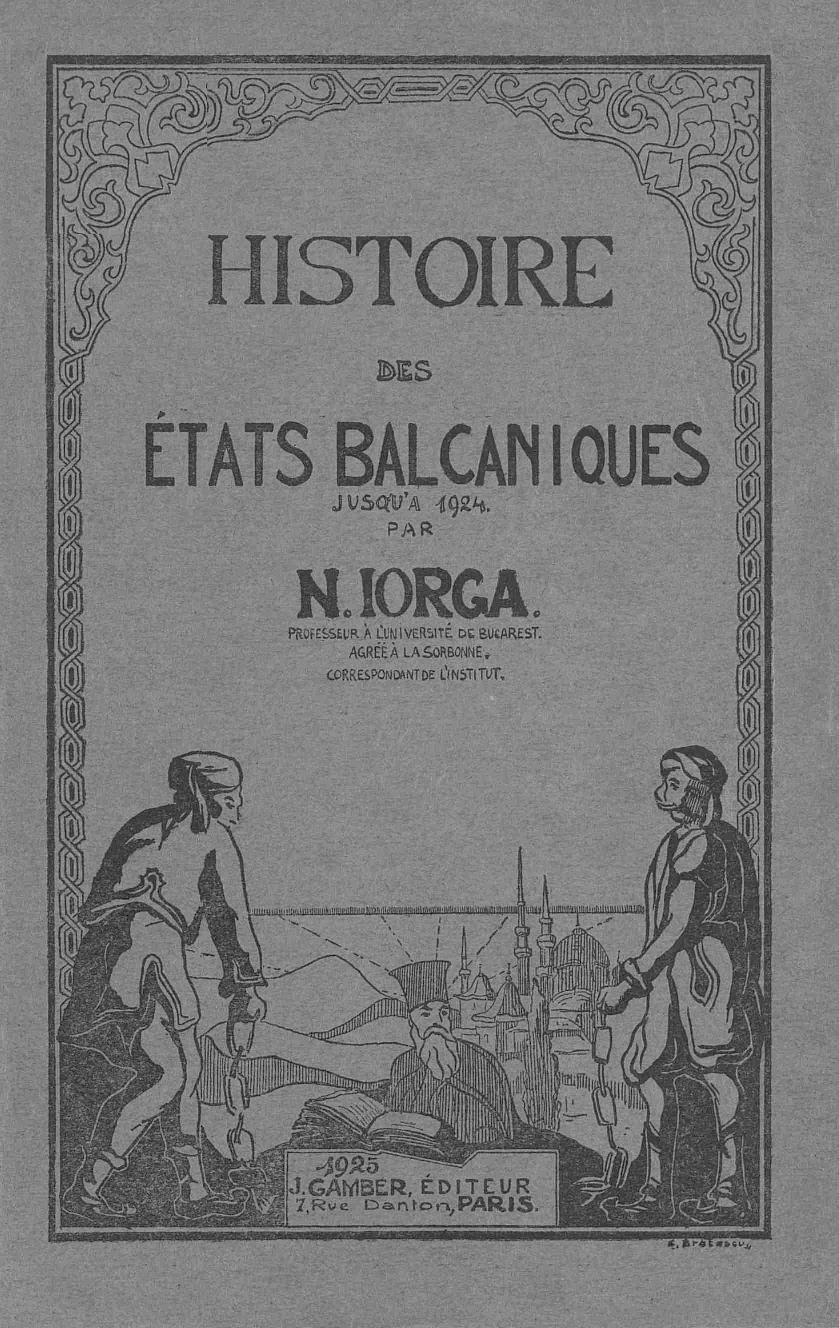 Nicolae iorga howling pixel Histoire des jardins wikipedia