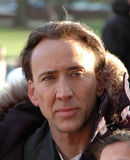 Nicolas Cage filmography Wikimedia list article