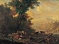 Nicolas de Fassin, Het middaguur, 1797 (Musée de l'art wallon, Luik).jpg