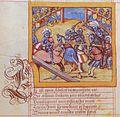 Nicolaus Marschalk fol 74 ritterturnier rostock 1311.jpg