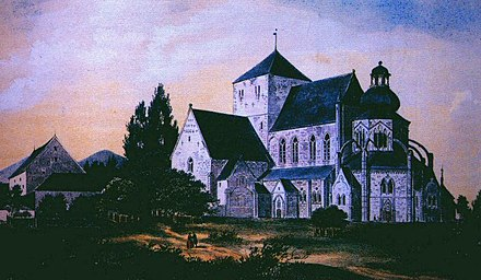 kathedralenbau im mittelalter