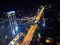Nightscape of Anshun city in Guizhou, China2.jpg
