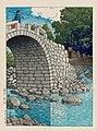 Nihon fūkei senshū, Hizen Kanahama by Kawase Hasui.jpg
