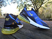 in stock 87622 073aa La Nike Air Max 270 modifier   modifier le code