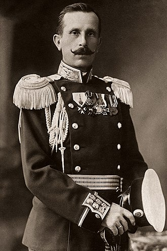 Bulgarian Armed Forces - Gen. Nikola Zhekov, Commander-in-Chief of the Bulgarian Army during World War I