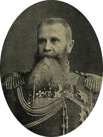 Nikolai Iudovich Ivanov - General Nikolai Ivanov