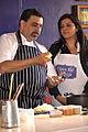 Nina Wadia and Cyrus Todiwala 2.jpg