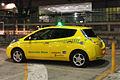 Nissan Leaf Taxi Aerop Santos Dumond Rio de Janeiro 06 2014.jpg