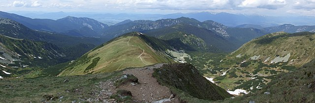 Vysokohorské prostredie - Nízke Tatry