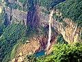 Nohkalikai Falls,Cherrapunjee.jpg