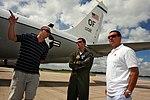 North Carolina Baseball team tour (090615-F-7797P-010).jpg