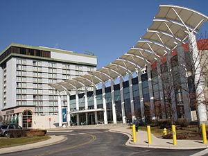 Skokie, Illinois - North Shore Center for Performing Arts in Skokie