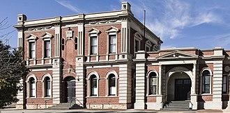 Northam, Western Australia - Image: Northam Town Hall