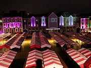 Northampton Market Square Lights 4