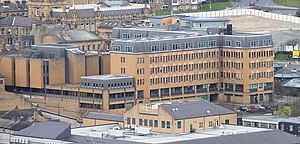Calderdale - Northgate House in Halifax was the councils headquarters until it was put up for sale in 2013.