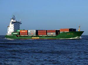 Northsea Trader approaching Port of Rotterdam.JPG