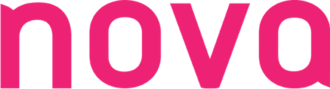 Nova (TV channel) - Image: Nova logo 2010
