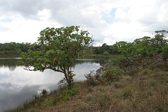 Nyika National Park - Lake Kaulime inside the park