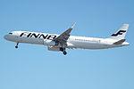 OH-LZG A321 Finnair (14622763948).jpg