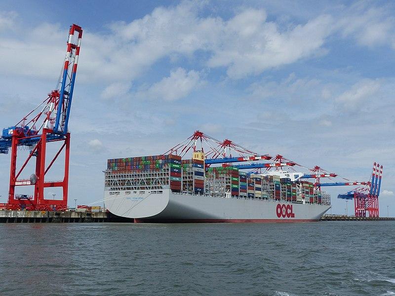 File:OOCL Hong Kong in Wilhelmshaven p3.jpg