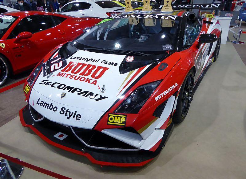 File:OSAKA AUTO MESSE 2015 (259) - Lamborghini Gallardo ...