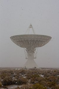 OVRO 40-m in the snow.jpg