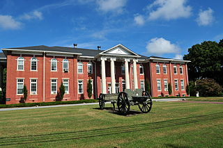 Oak Ridge Military Academy United States historic place
