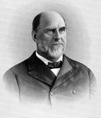 Oakes Angier Ames - Image: Oakes Angier Ames 1829–1899