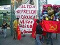 Oaxaka manifestación en apoyo a la APPO.jpg