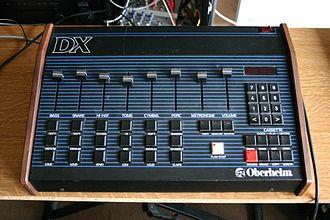 Oberheim DMX - Oberheim DX