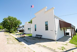 Obert, Nebraska - Image: Obert, NE