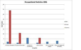 Hoton - Occupational Statistics 1881