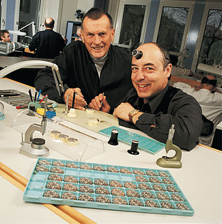 Italian historian of technology and watchmaker