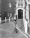 offerblok bij poort aan de kalverstraat - amsterdam - 20014321 - rce