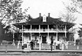 Officer's Clubhouse, Vancouver Barracks, Washington, ca 1890 (WASTATE 809).jpeg