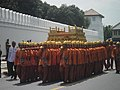 Officers after the royal funeral procession of King Bhumibol Adulyadej (05).jpg