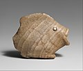 Ointment vase in the shape of a bulti fish MET DP276156.jpg