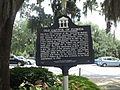 Old Capitol of Florida historical makrer.JPG