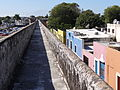 Old City Walls and Colonial Facades - Campeche - Mexico.jpg
