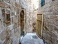 Old Jerusalem Plugat Hakotel 19 iron gate.jpg