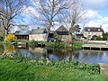 Old farm buildings at Yarwell Mill - April 2014 - panoramio.jpg