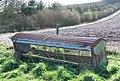Old feeding trough near North Barn - geograph.org.uk - 360923.jpg