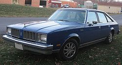 1978–1979 Oldsmobile Cutlass Salon Aeroback