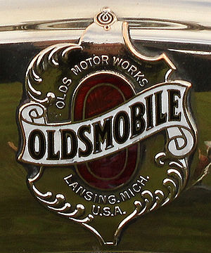 Oldsmobile - The first Oldsmobile logo