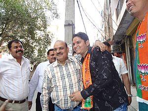 Om Prakash Sharma (politician) - Image: Om Prakash Sharma(Politician)