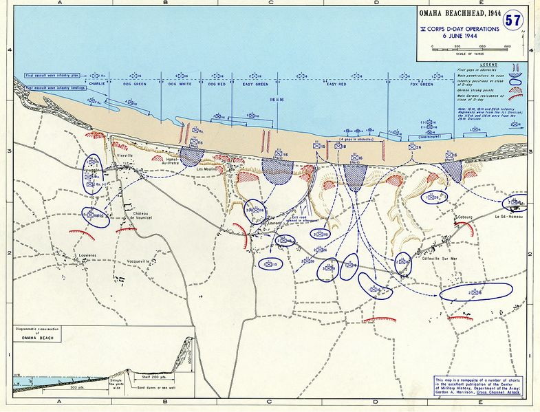 File:Omaha beachhead 6 June 1944.jpg