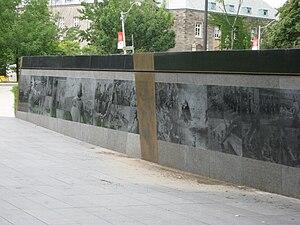Ontario Veterans' Memorial - Ontario Veterans' Memorial