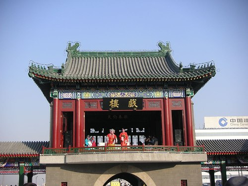 Opera at Ancient Culture Street, Tianjin