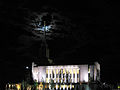 Oquirrh Mountain Temple at night with moon.jpg