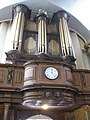 Organ in St Mary's church, Bermondsey - geograph.org.uk - 1314630.jpg